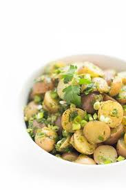 lebanese potato salad the lemon bowl