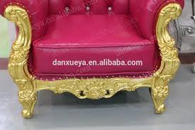 luxury spa pedicure chairs used salon equipment royal style