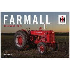 case ih home decor farmall tractor calendar 2017 shop case ih