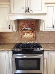kitchen kitchen backsplash mural tile ideas on a murals metal d