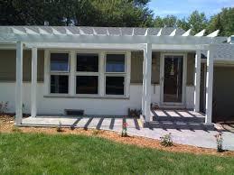 trellis plans porch pergola plans outdoor and projects front trellises kits