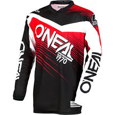 cheap motocross gear online new oneal 2018 mx element black red jersey pants cheap