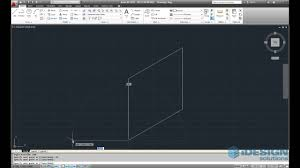 isometric drawing in autocad youtube