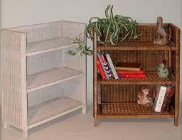 Rattan Bookcase 45404 3 Tier Wicker Bookshelf Call Us 800 242 8314 To Order