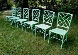 Vintage Aluminum Patio Furniture - faux bamboo patio set icamblog