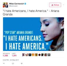 Ariana Grande Meme - alt right trolls are targeting ariana grande after terror attack