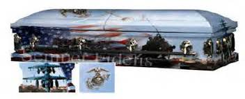 casket for sale caskets for sale from the cemetery registry us marines casket