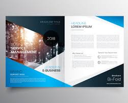 brochure templates for business free download online brochure templates free download blue business brochure