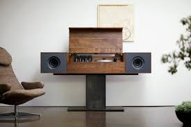 how speakers went from statement furniture to unseen tech curbed