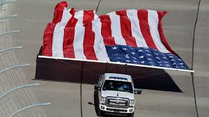 American Flag On Truck The Stock Market U0027s Trump Rally Has Just Begun Marketwatch