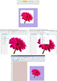 how to delete a white background in corel draw x7 coreldraw