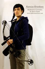 katniss everdeen halloween costume party city 12 easy halloween costumes from your closet halloween costume