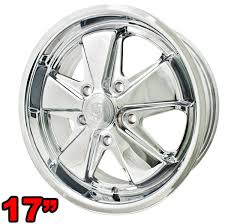 porsche 911 fuchs replica wheels porsche 911 fuchs replica wheel chrome 17 x 7 vw parts jbugs com