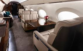 gulfstream g600 luxury jet airplane design