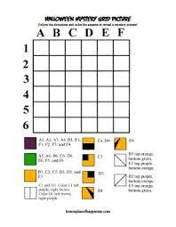 100 ideas halloween grid coloring pages emergingartspdx