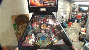 robocop pinball machine by data east i u0027d buy that for a dollar