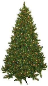 national tree pre lit 6 1 2 kingswood fir hinged pencil