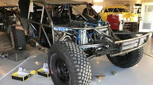 baja truck suspension the new insane trophy truck youtube