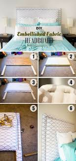 Diy Area Rug From Fabric Best 25 Diy Fabric Headboard Ideas On Pinterest Throughout How To