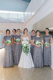 silver bridesmaid dresses the 25 best silver bridesmaid dresses ideas on silver