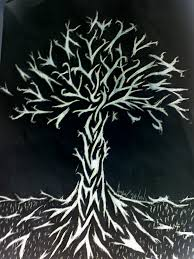 tribal tree by aidanjones 1996 on deviantart