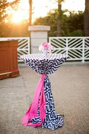 fuschia pink table cloth 75 best spring wedding decorations images on pinterest wedding