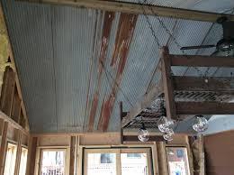 rustic corrugated steel last ranch arena