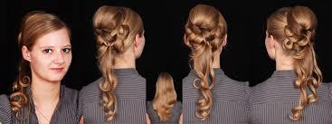 Hochsteckfrisurenen Lange Haare Halb Offen by Hochsteckfrisuren Brautfrisuren