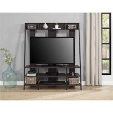 tv stand for 48 inch tv ameriwood home dunnington ladder style home entertainment center