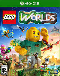 amazon com lego worlds nintendo switch video games