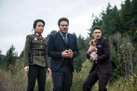 fans flock to u0027the interview u0027 in theaters ny daily news