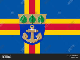 Flag Capital Flag Mariehamn Capital Aland Image U0026 Photo Bigstock