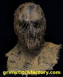 scarecrow masks haunted house and film ready creations