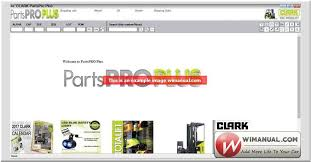 clark forklift parts diagram replacement parts for early model
