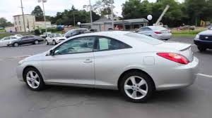 toyota car dealers 2005 toyota solara used car dealer norristown pa youtube