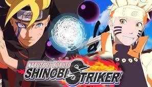 and hinata to boruto shinobi striker adds rock and hinata