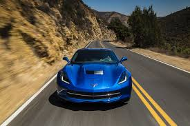 corvette stingray 2014 chevrolet corvette stingray first drive review
