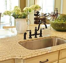 kitchen faucets for granite countertops simple kitchen with granite kitchen countertops utah rubbed