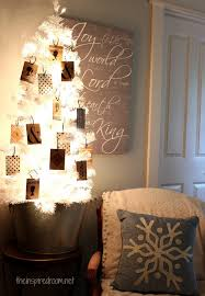 black white tree diy silhouette washi gift tag