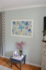 How To Hang Fabric On Walls Without Nails by How To Frame Fabric For Wall Art With A Picture Frame