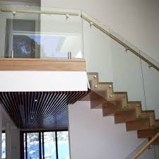 Glass Stair Banister Frameless Glass Stair Balustrade Sydney Central Coast U0026 Newcastle