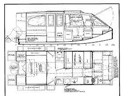 Houseboat Floor Plans Illinois Design 630 Phil Bolger U0026 Friends House Boats Barges