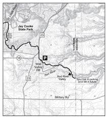Wisconsin Road Construction Map by Trail Section Mn Wi Border To Duluth Hike The Sht