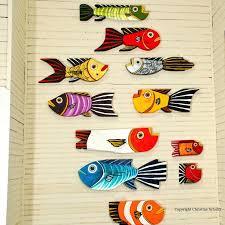 best 25 folk fish ideas on wood fish folk