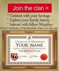 murphy family crest murphy coat of arms murphy surname clan