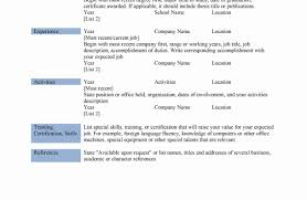 100 resume templates for open office resume templates open