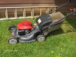 honda hrx217 type honda hrx 217 push mower for sale lawnsite