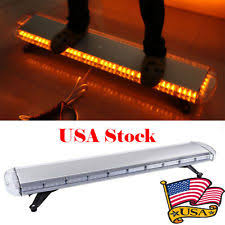 Emergency Light Bars For Trucks Emergency Vehicle Light Bar Ebay