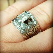 Country Wedding Rings by Travis Stringer Western Wedding Rings Jewelry Ideas