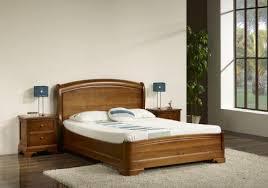 chambre style louis philippe lit 140x190 en merisier massif de style louis philippe meuble en